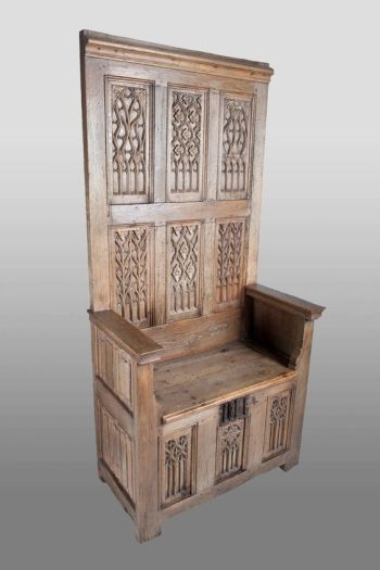 box-seat-armchair