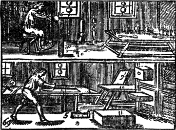 Johann Comenius' The Cabinetmaker